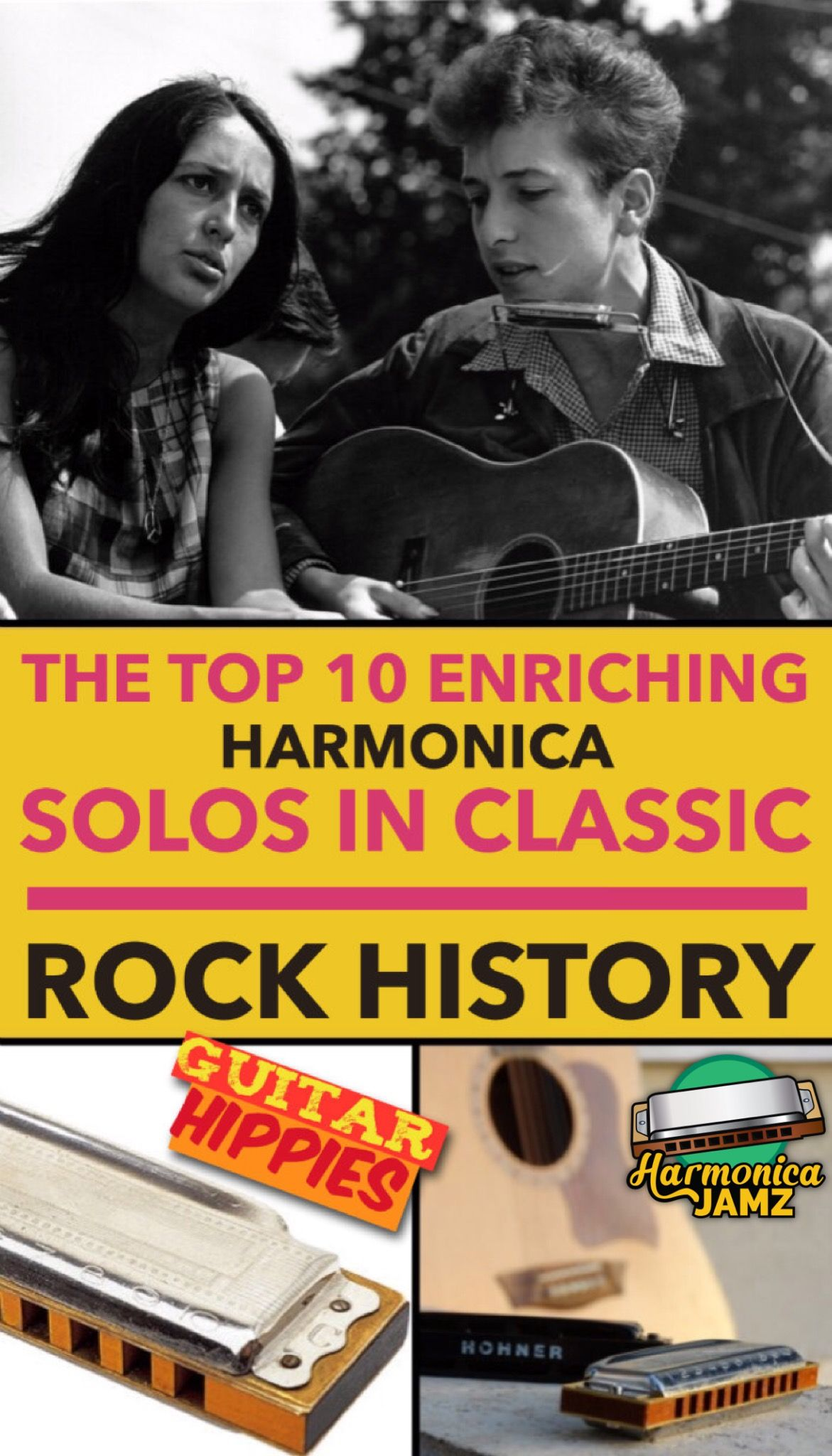 The Top Harmonica Solos of all times in one post
