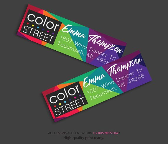 Pin on Color Street Nails!