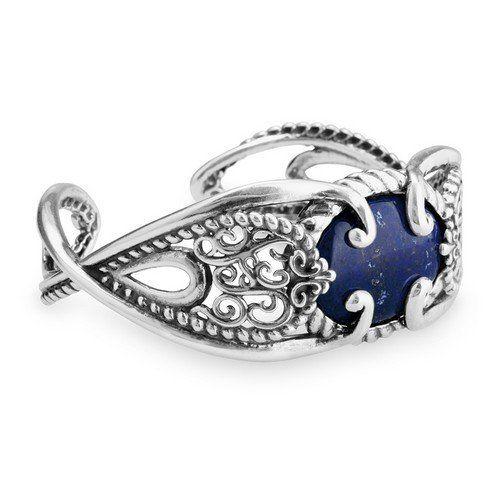 Relios Sterling Silver Lapis Statement Cuff Bracelet - Medium Relios Jewelry,http://www.amazon.com/dp/B00D3T7UN0/ref=cm_sw_r_pi_dp_Zo3ptb0K3FK6X80W