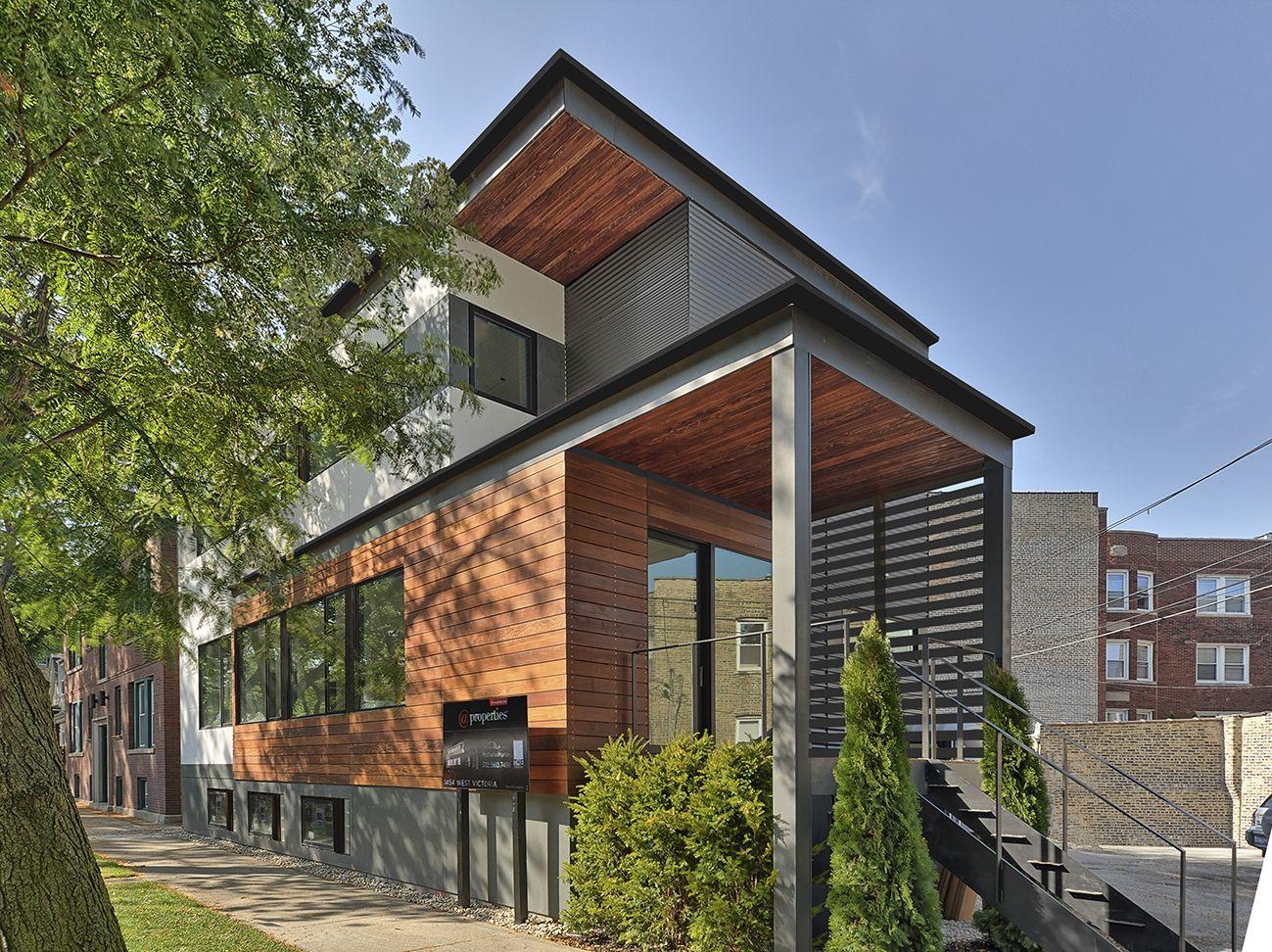 Edgewater Chicago Modern Homes