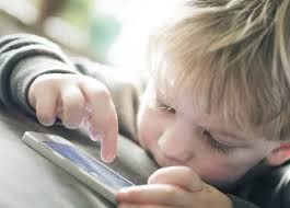 Mobile app for kids security