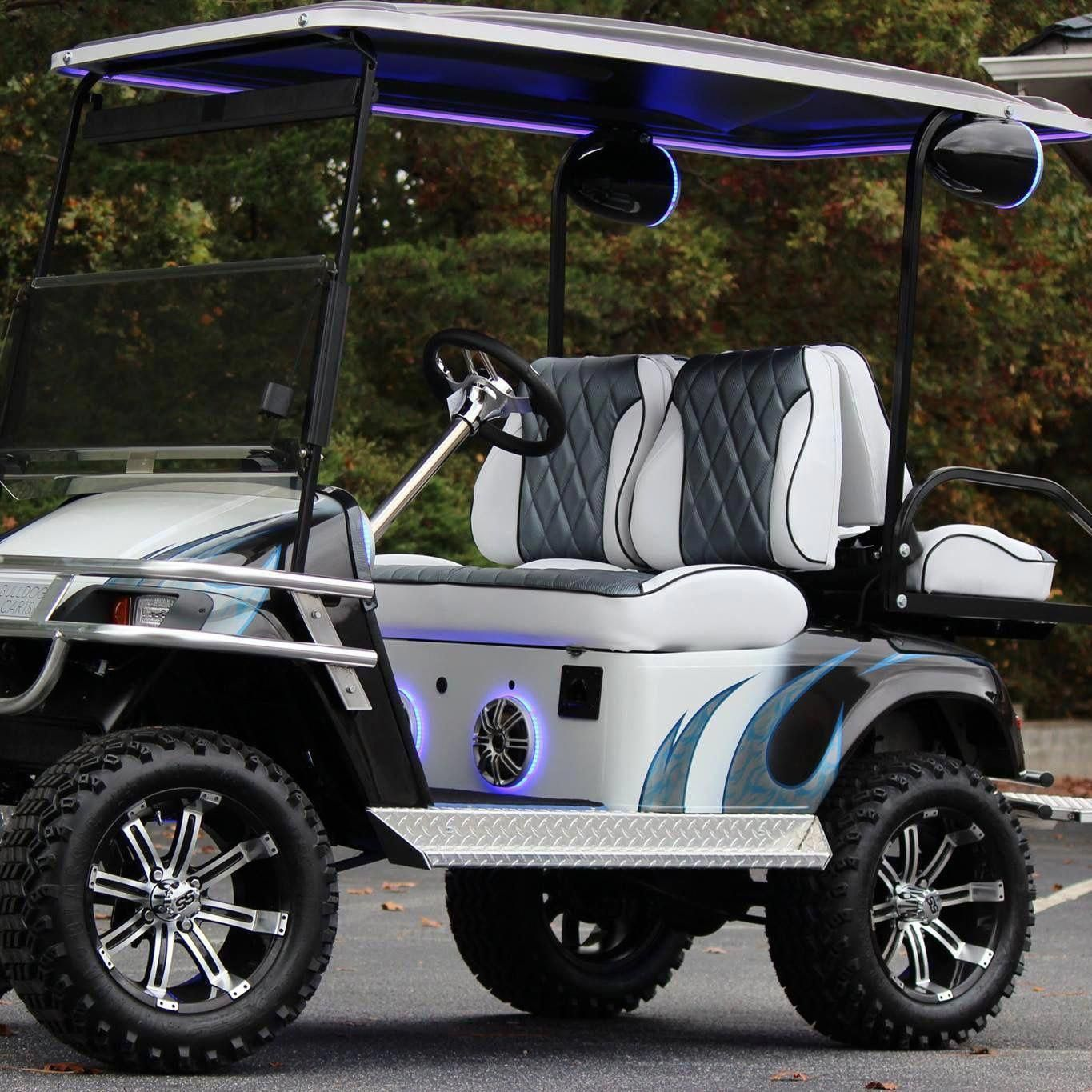 Pin On Lifted Golf Carts