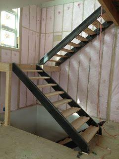 Best Custom Stair Stringer In Denver Home Stairs Stringer 400 x 300