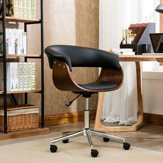 Corvus Mid Century Adjustable Office Chair With Images Best