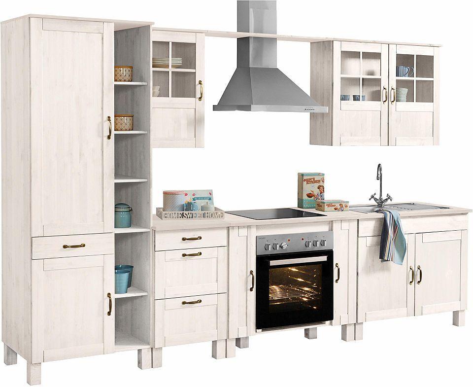 Küchenblock »Alby« Breite 325 cm Jetzt bestellen unter   - küche mit küchenblock