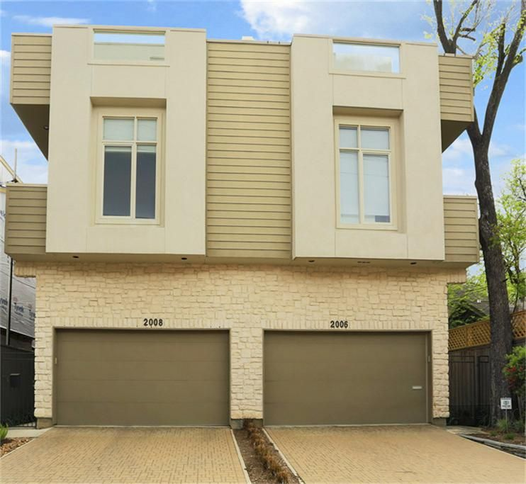 Beautiful 3 -bed Contemporary Home Part - 31: Welcome Home To 2008 Park Street! This Beautiful 3 Bedroom, 3.5 Bath Contemporary  Home