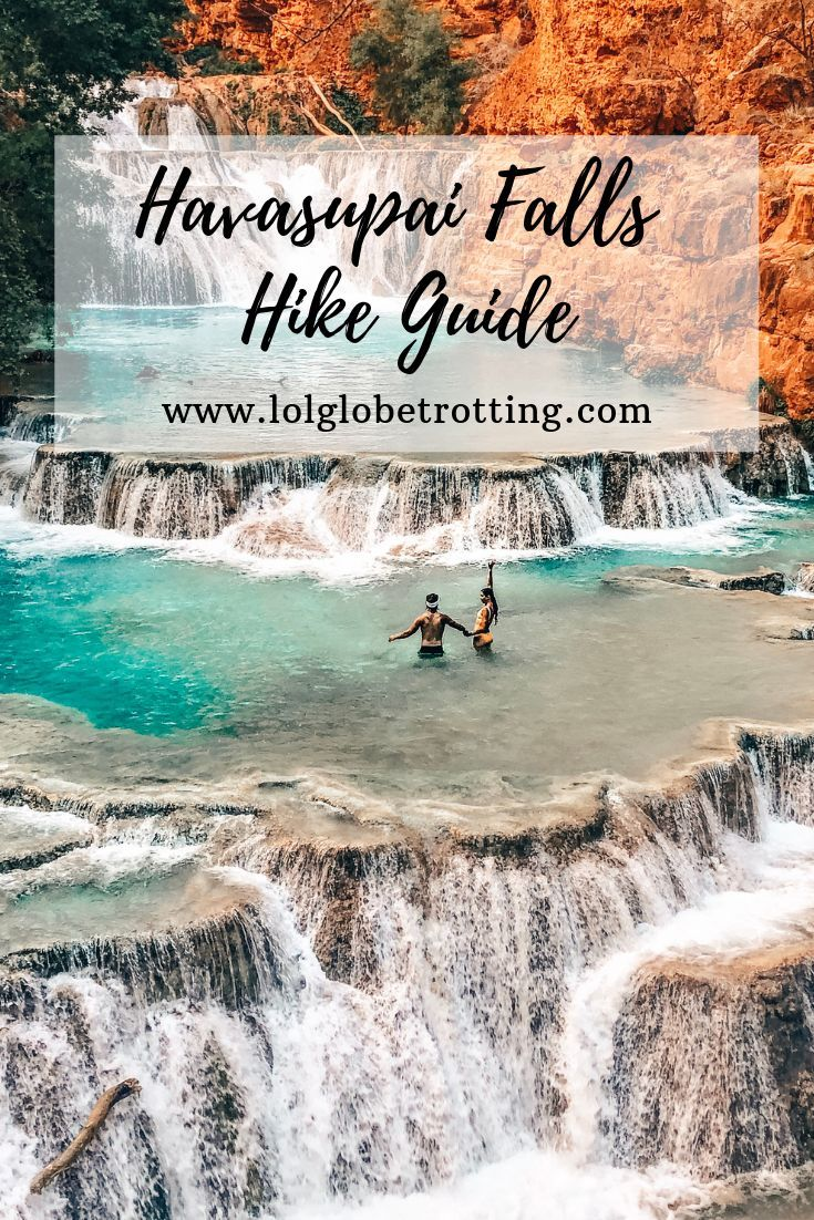 Havasupai Falls - Literally Everything You Need to Know - Ruhls of the Road