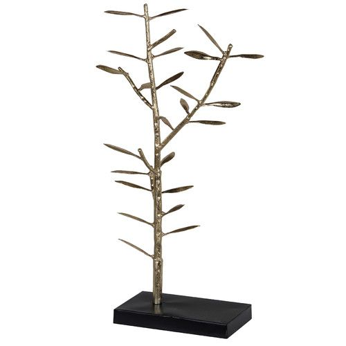 Found it at Wayfair - Iron Jewelry Stand