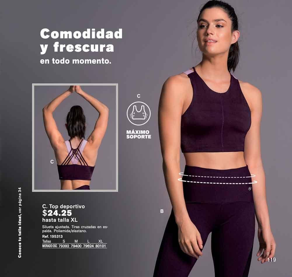 Catalogo Virtual Leonisa Sports Bra Undergarments Fashion