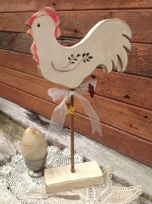 Country Chicken Kitchen Decoration By Splinters On Madeit With