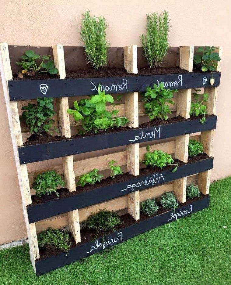 How To Get Your Garden Ready For Spring Idees Jardin Palette Jardin