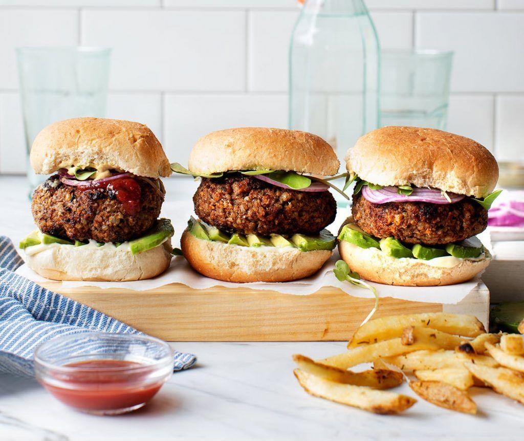 50 Easy Dinner Ideas Recipes By Love And Lemons Recipe Best Veggie Burger Veggie Burgers Recipe Veggie Burger