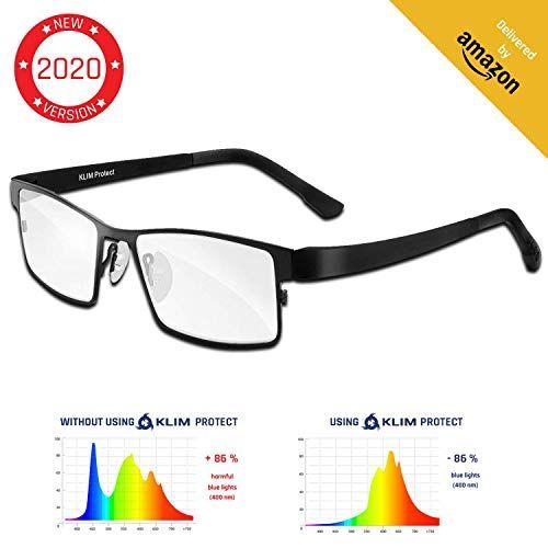 Klim Protect Brillen Der Neuen Generation Schutzen Sie Ihre Augen Vor Dem Schadlichem Blauem Licht Von Bildschirmen Anti M In 2020 Brille Smartphone Blaues Licht