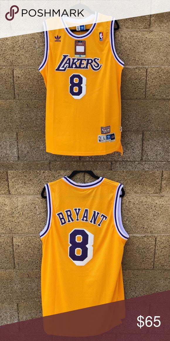 Los Angeles Lakers Kobe Bryant Jersey Kobe Bryant Vintage Adidas Clothes Design