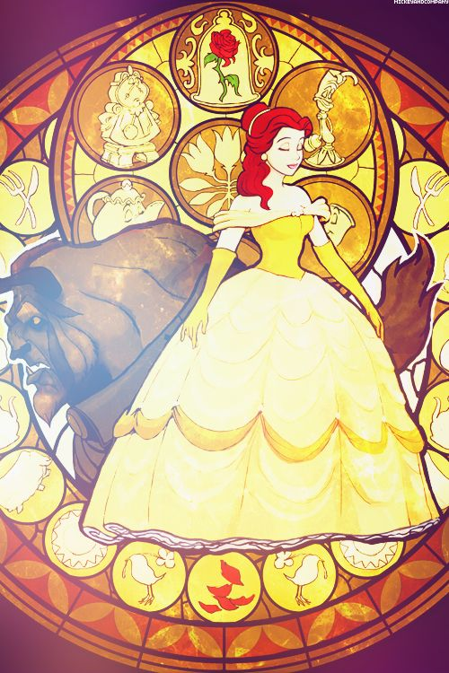Belle Beauty And The Beast Disney Wallpaper Beauty And