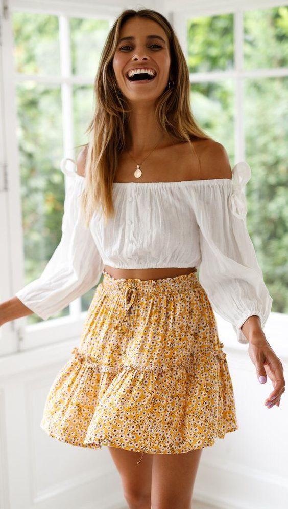 4aed565daec8 ✰P I N T E R E S T // @alexandra_lovee✰ | | Outfits | in 2019 |  Sommaroutfits, Snygga kläder, Sommarkläder