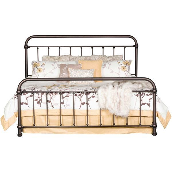 Kirkland Queen Metal Bed by Hillsdale Furniture is now available at American Furniture Warehouse Shop our great selection and save 1863 QUEENBED