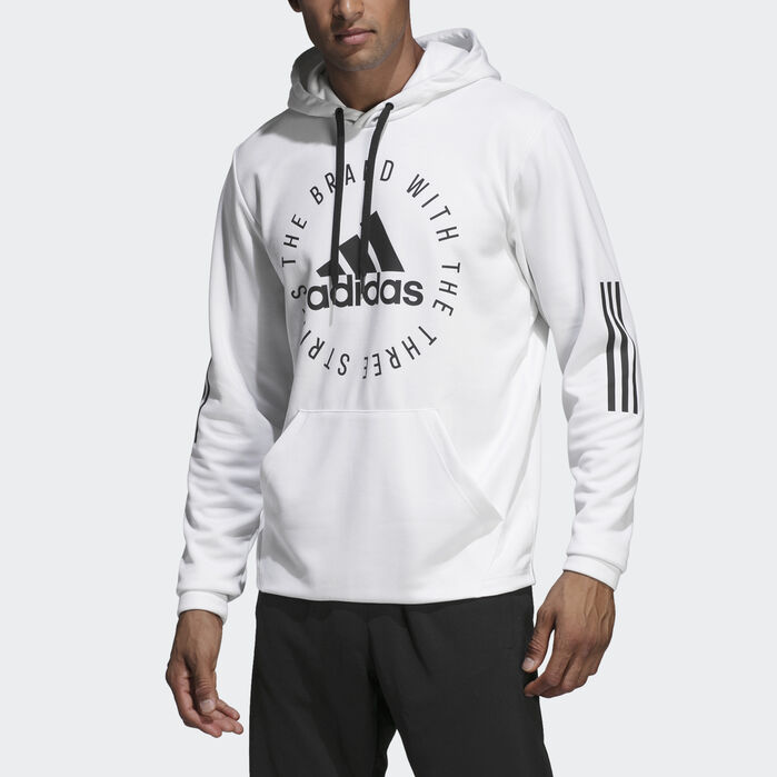 Sport ID Hoodie Khaki Mens | Adidas hoodie mens, Adidas men