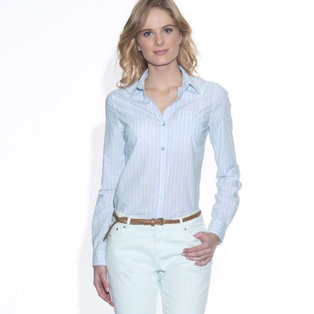 chemise femme laredoute creation ma petite chemise pinterest chemise pour femme chemise. Black Bedroom Furniture Sets. Home Design Ideas