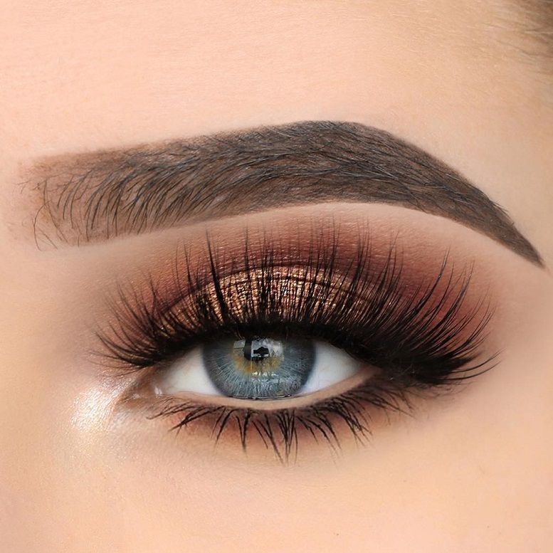 29 Gorgeous Eye Makeup Looks For Day And Evening ,smokey eye makeup ,eye makeup ideas for blue eyes,eye makeup ideas for brown eyes#eyemakeup #sexyeyes #makeup #eyeshadow #makeuplooks