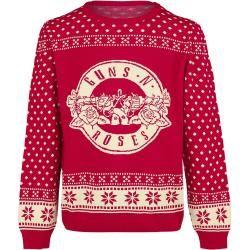Weihnachtspullover für Herren #maquillagenoel