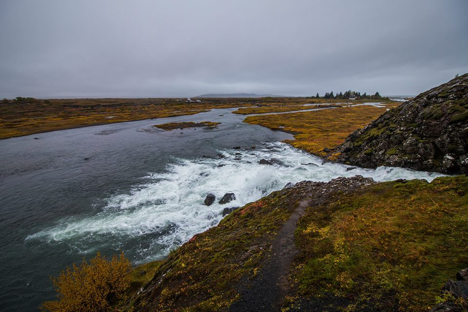 at  Thingvellir National Park photo by Baráth Mix Levete https://www.facebook.com/pages/Mix-Treme/133361681080
