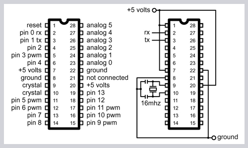atmega328 microcontroller  design note 9
