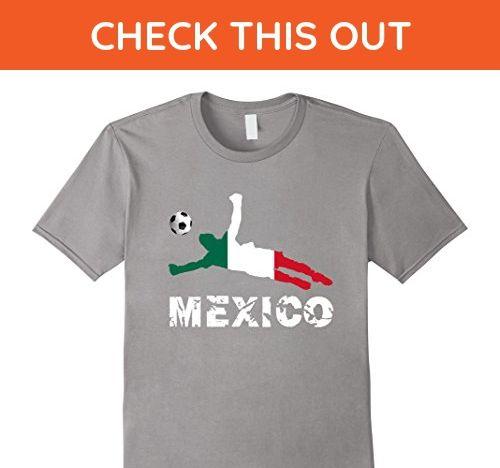 28f9d098ee097 Mens Mexico Soccer Jersey Tee Shirt 3XL Slate - Sports shirts ...