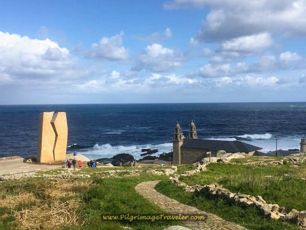 Discovering Muxía Spain The Ancient Pilgrimage Spiritual Site Pilgrimage Camino De Santiago Sacred Places