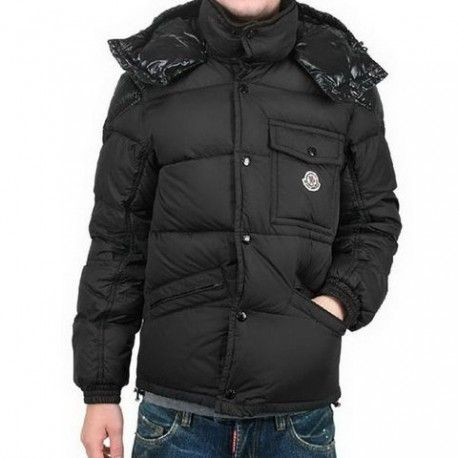 $291.29 moncler puffer jacket mens,Moncler Montclar Mens Down Jacket Black ...