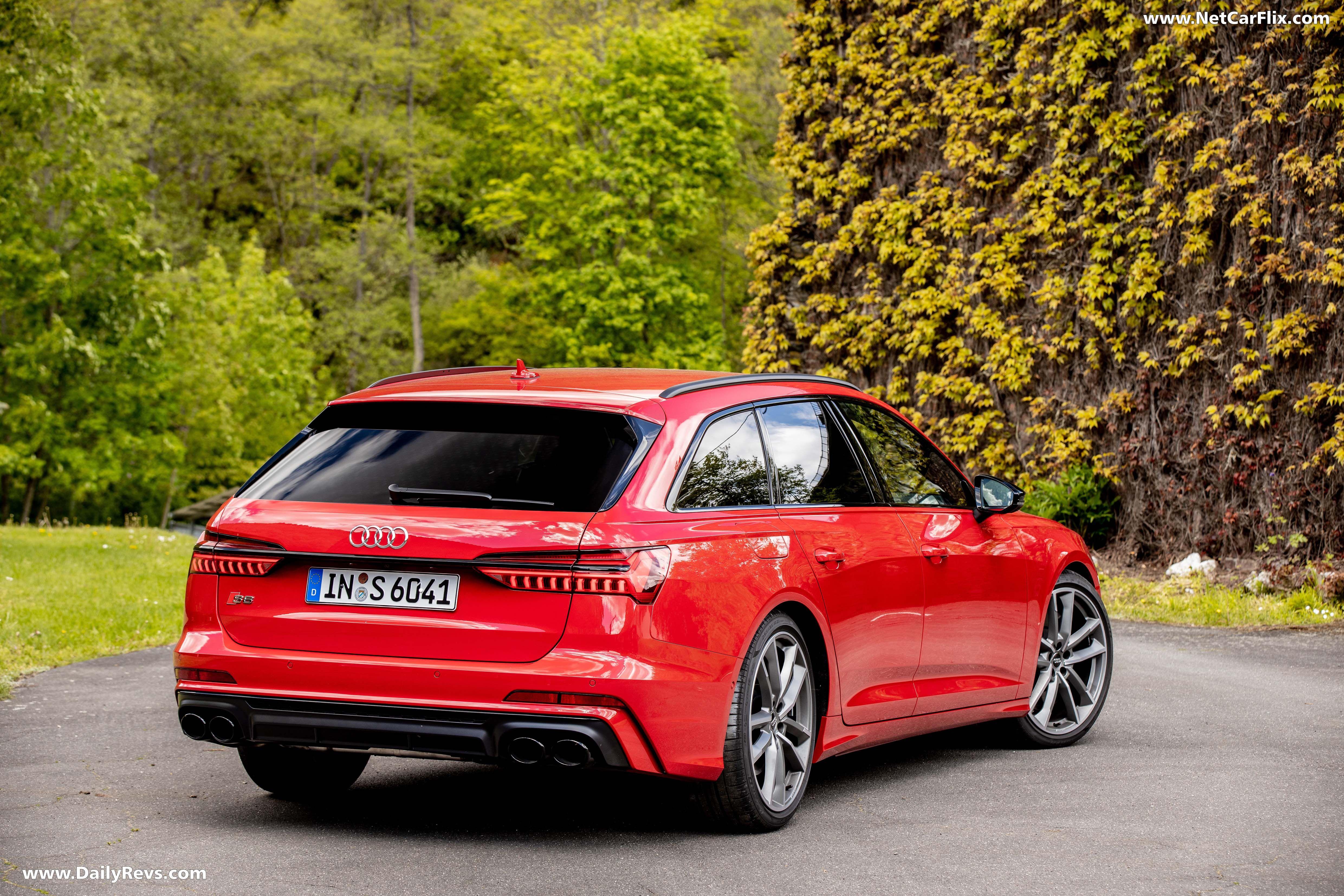 2020 Audi S6 Avant Tdi Dailyrevs Audi S6 Tdi Audi