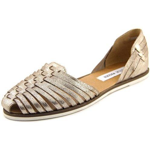 933e6f4392de2 Steve Madden Women s Hillarie Huarache Slip-On Sandals Women s Shoes ...