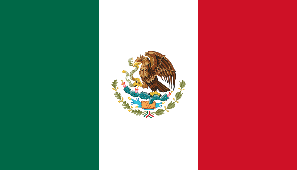 Mexico Flag Colors Meaning And History Of Mexico Flag Mexico Flag Mexico Country Mexico History