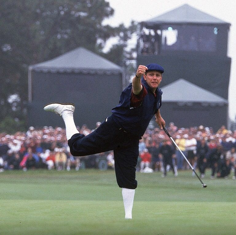 1999 US Open Champion - Payne Stewart   Golf inspiration ...