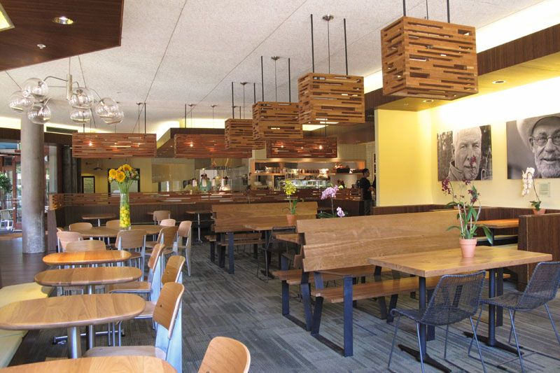 Tender Greens store located in Walnut Creek was completed