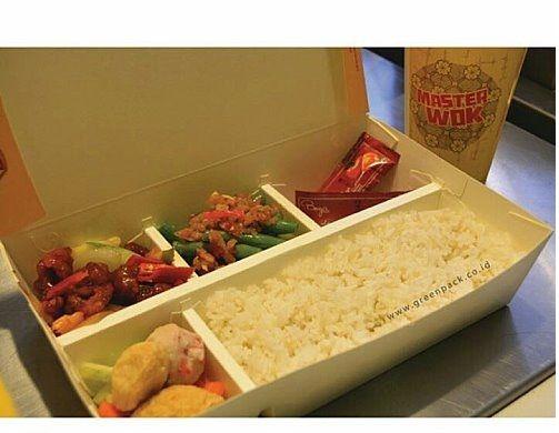 Greenpack Adalah Perusahaan Yang Menjual Packaging Food Lunch Box Take Away Kemasan Bungkus Makanan Berbahan Kertas Food Gra Food Design Makanan Catering
