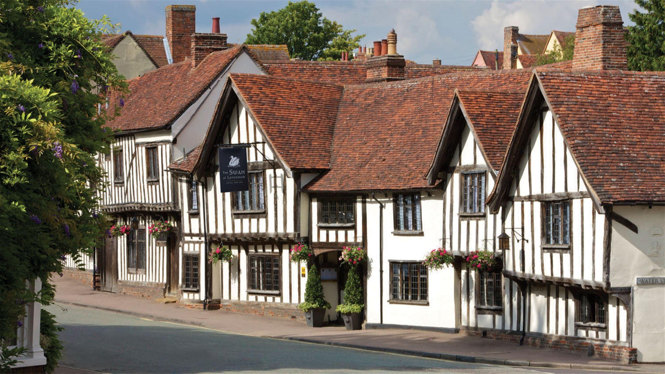 The Swan at Lavenham Hotel & Spa Suffolk