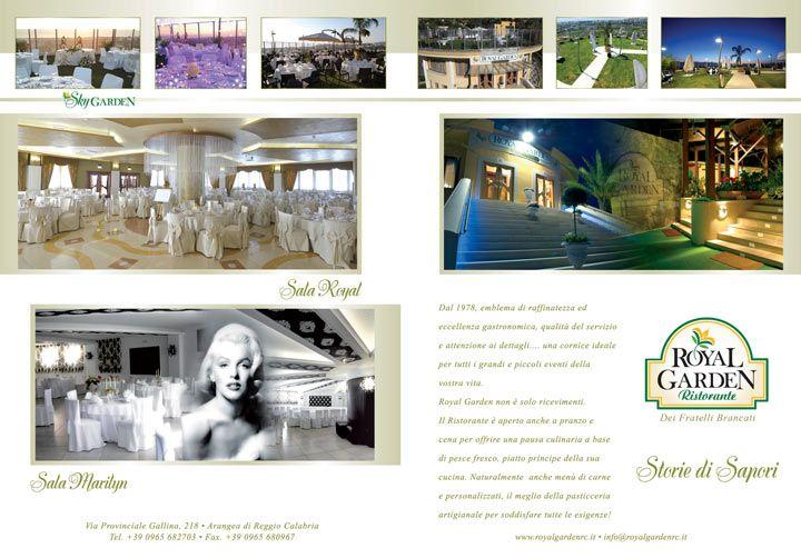 Il Ricevimento Royal Garden Reggio Calabria