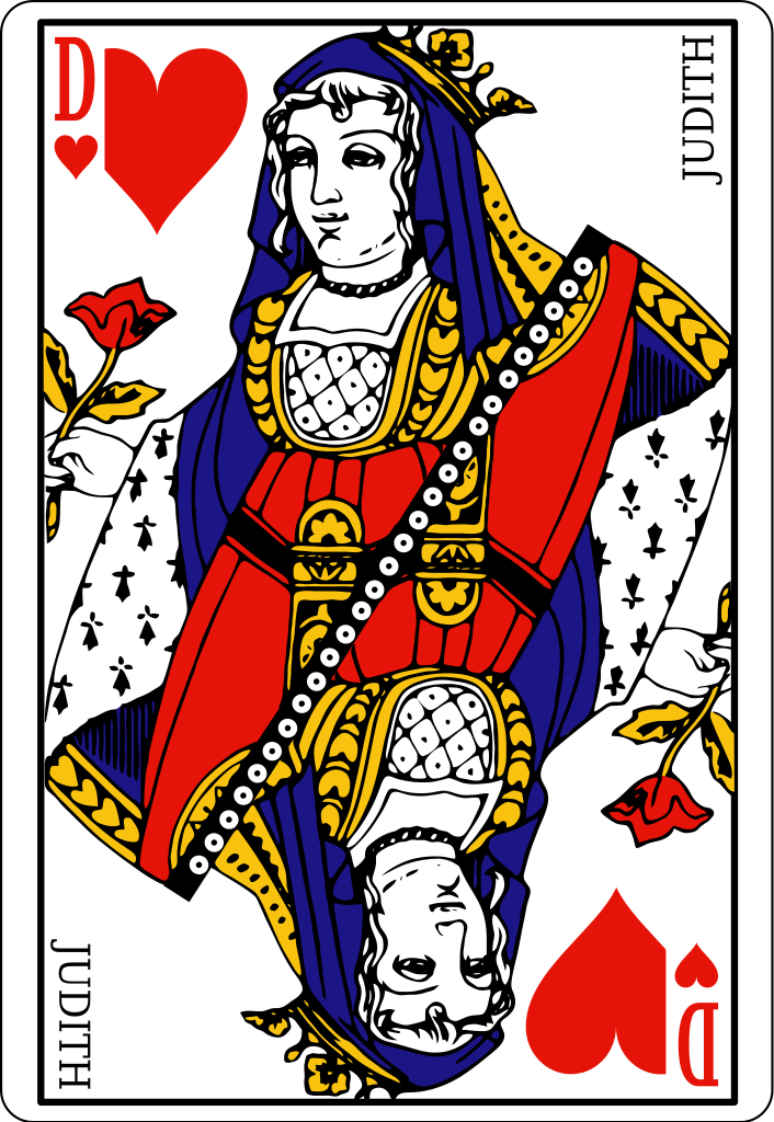 carte dame de coeur dame de pique:   Google Search   Carte à jouer, Dame de pique et