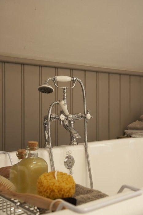 klassieke kranen - landelijke badkamer Taps & Baths - landelijke ...