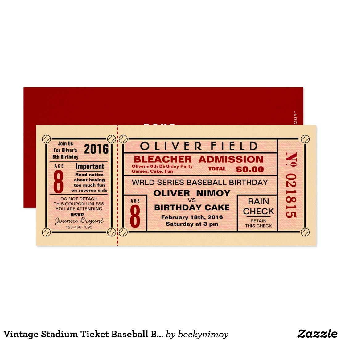Funky Baseball Party Invitation Image Resume Ideas Megansmission