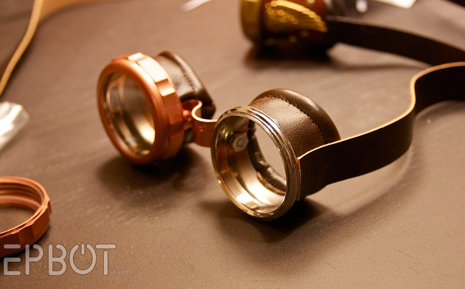 EPBOT: How To Make: Steampunk Goggles