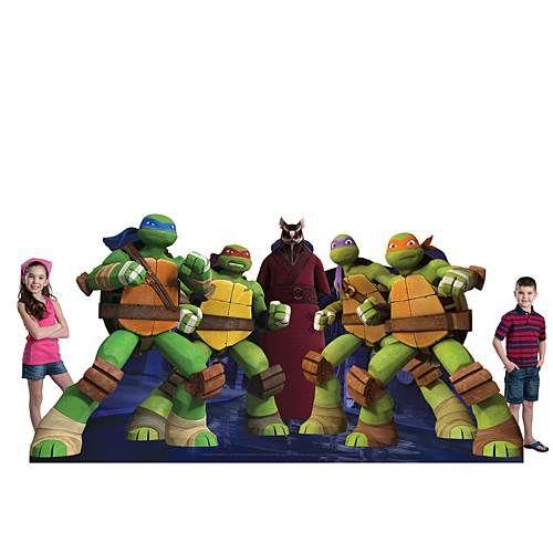 Ninja Turtle Life Size Cutout