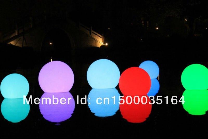 (38.28$)  Watch more here - http://ai2qj.worlditems.win/all/product.php?id=856385351 - Magic led Ball! waterproof and rechargeable diameter 25cm color changing led ball,remote controll,SL-LB250