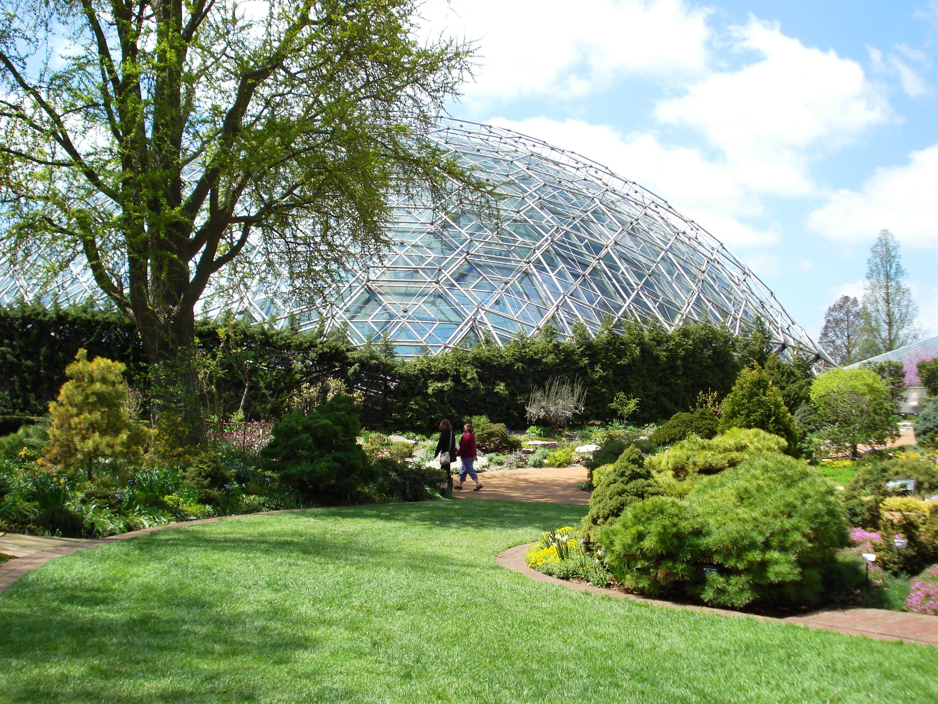 Founded in 1859, the Missouri Botanical Garden is the