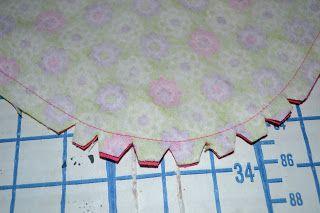 Flannel Baby Blanket Tutorial