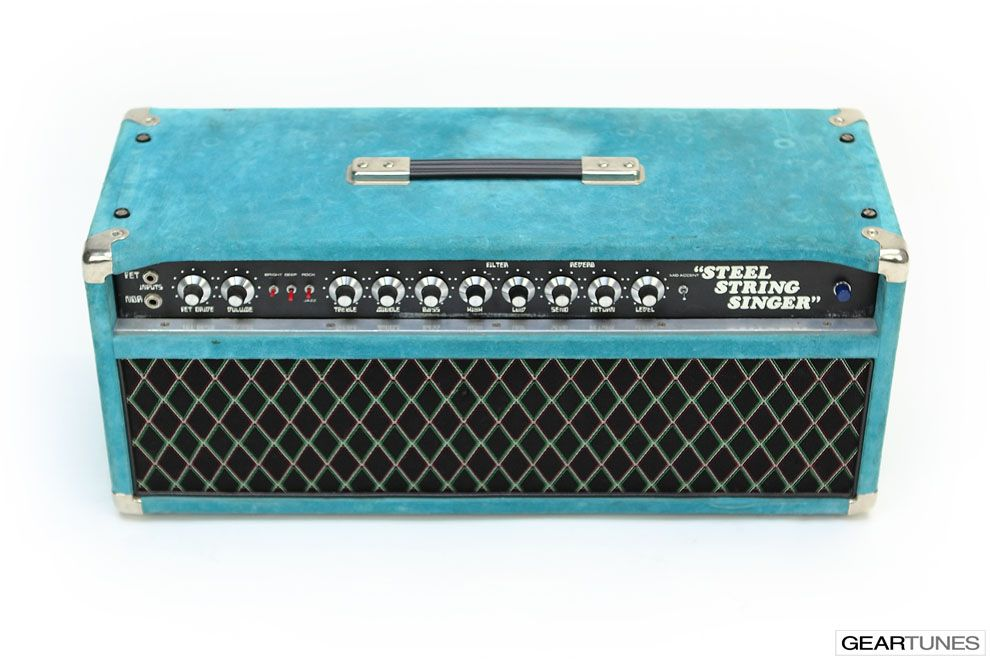 From the GearTunes library of tone ~ the Dumble Steel String