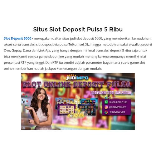 Pin Di Daftar Situs Judi Qq Slot Online Terpercaya