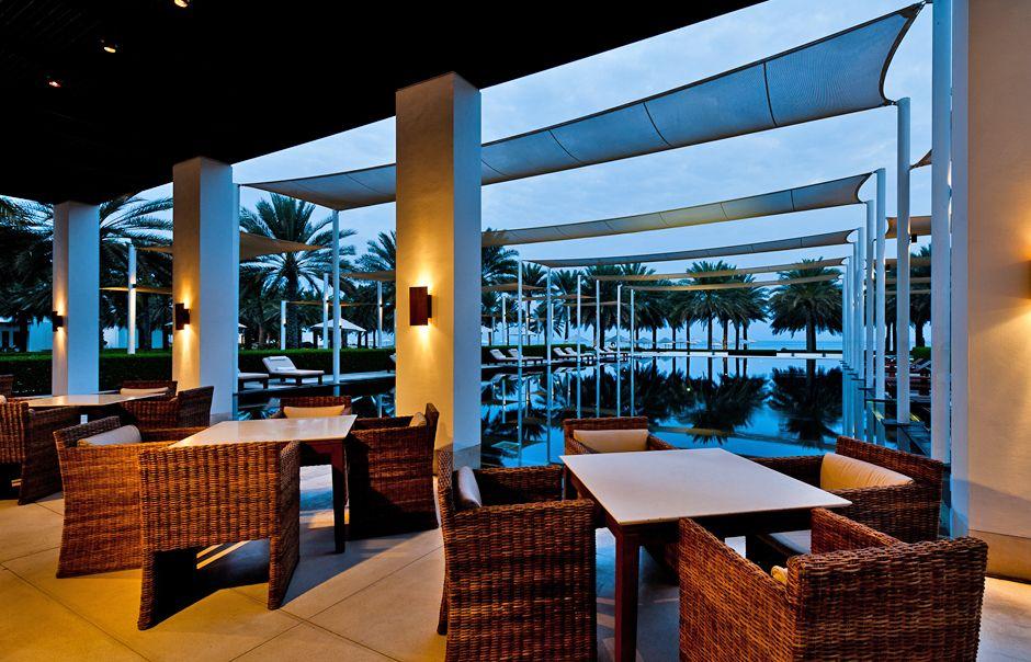 Serai Pool Cabana. Chedi Muscat. © GHM Hotels