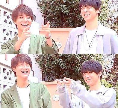 """Team """"Suikyu Yankees""""    Taishi Nakagawa x Ryo Yoshizawa"""